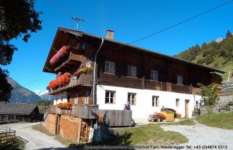 Mortnerhof 1.250 m