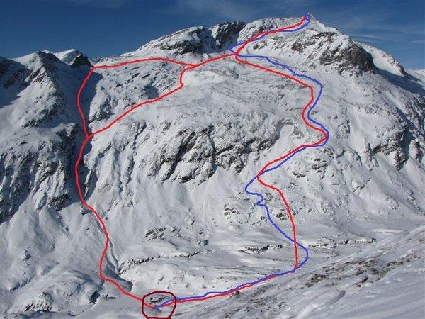 Johannishütte 2.121 m