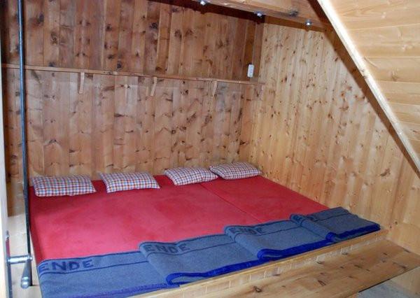 Warnsdorfer Hütte  2.336 m