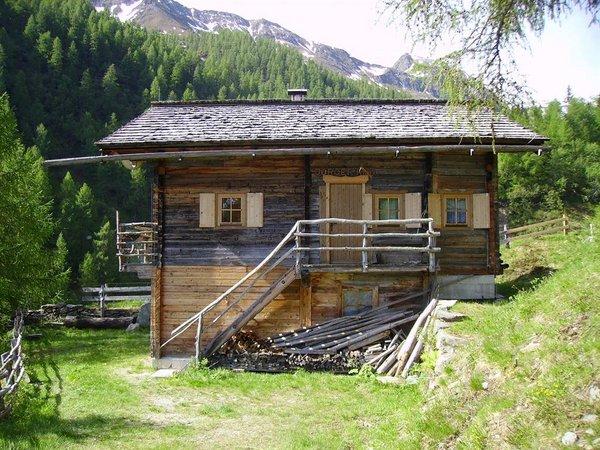 Almhütte Santnerhof 1.700m