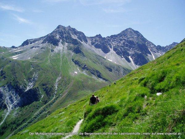 Lasnitzen Hütte 1.900 m