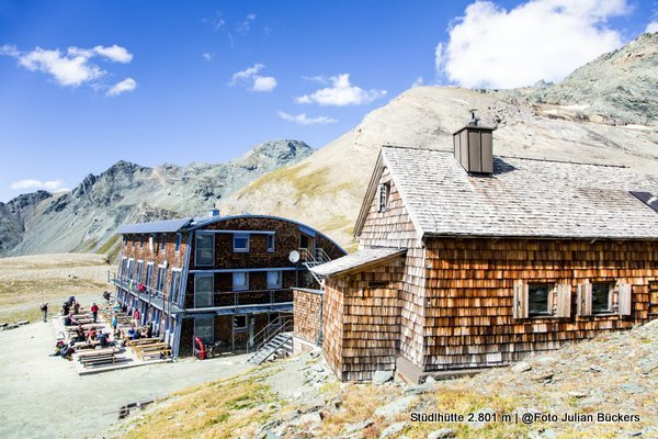 Stüdlhütte  2.801 m