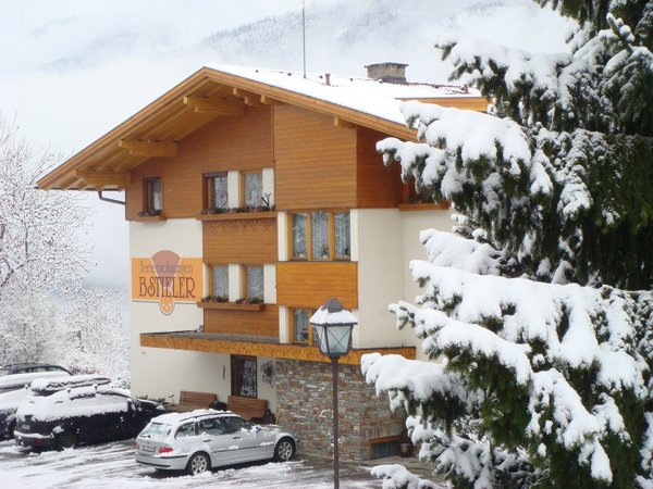 Apartmenthaus Bstieler