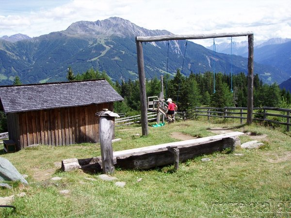 Jausenstation Wodenalm 1.825m