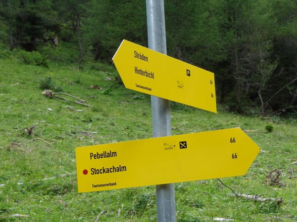 Pebellalm 1.520m