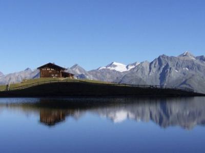 Die Zupalseehütte – eine Hütte für Ruhesuchende auf 2350m Seehöhe