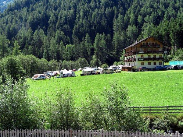 Gästehaus und Camping