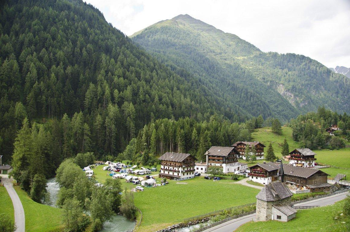 Gästehaus und Camping BERGKRISTALL