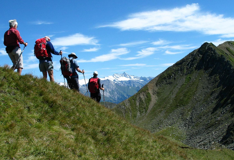 Schnupperwandertage pro Person € 172,-