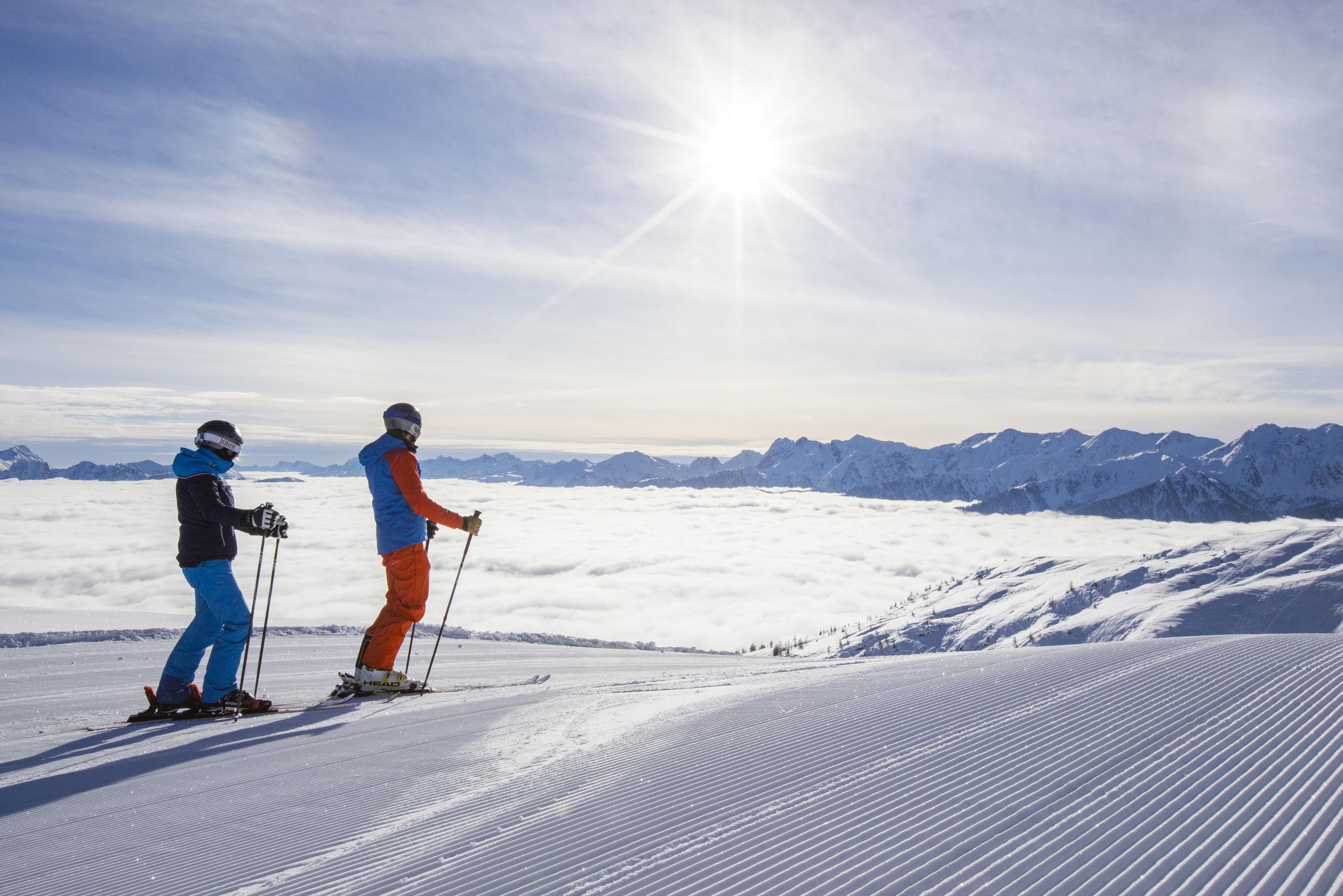 Pistenzauber in Osttirol pro Person € 303,-